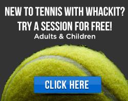 Free Tennis Lesson